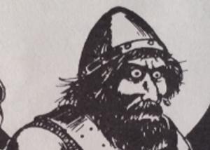 The Saltmarsh Stare
